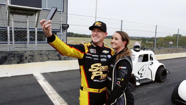 Daniel & Kenzie Hemric: A Relationship Built on Racing