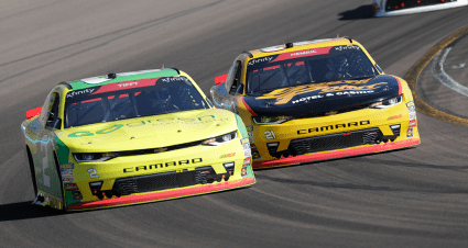 Weekend Recap: Playoff Push at Phoenix's ISM Raceway