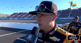 Hemric's redemption tour reaches its destination