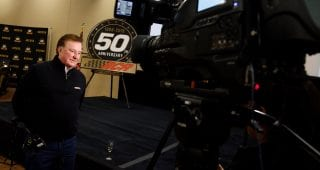 Watch RCR Announce 50th Anniversary Plans, Daniel Hemric's New Number