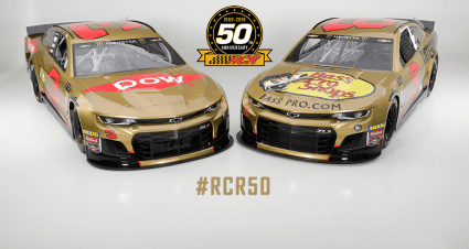 Richard Childress Racing to Celebrate Its 50th Anniversary in 2019