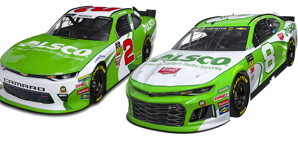 Richard Childress Racing Extends Partnership with Alsco for 2019