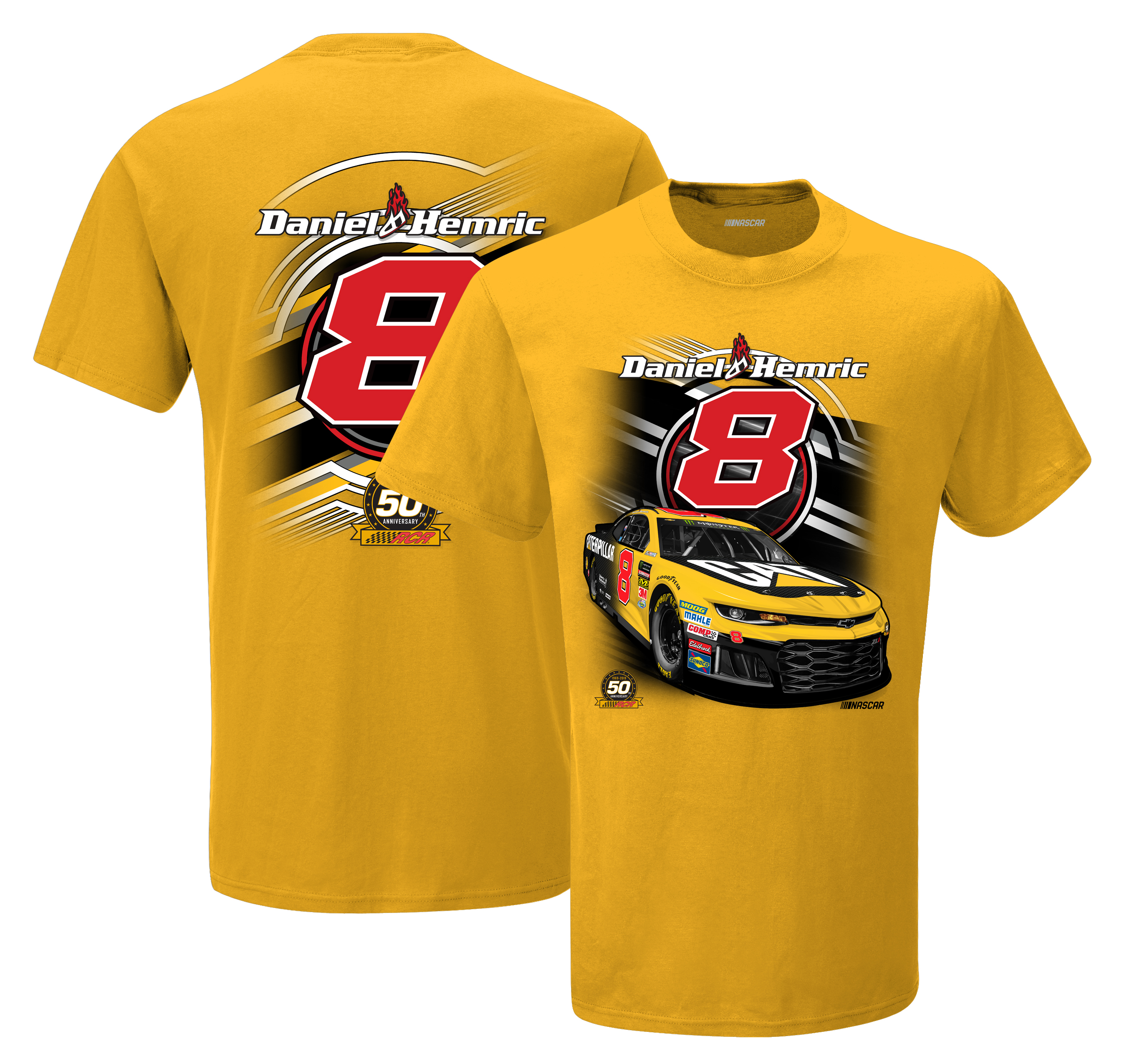 Daniel Hemric Backstretch Tee