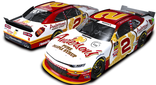 Anderson's Maple Syrup Tyler Reddick