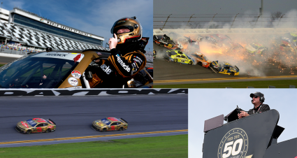 Weekend Recap: Drafting, Demolition, the Daytona 500