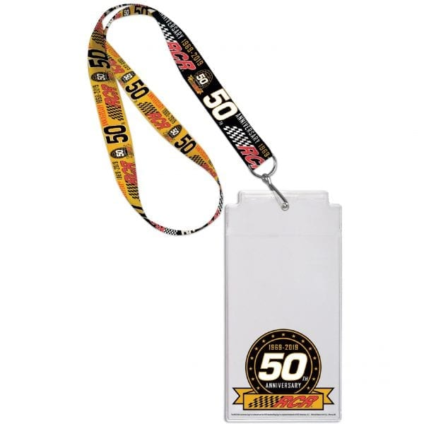 50th Anniversary Lanyard and Credential Holder