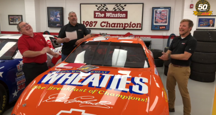 Museum Monday: '97 Wheaties Chevy, Importance of Chassis Numbers