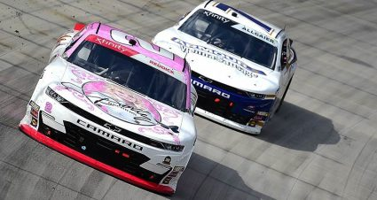 Tyler Reddick Solidifies No. 2 Slot in Dash 4 Cash Near-Miss at Bristol