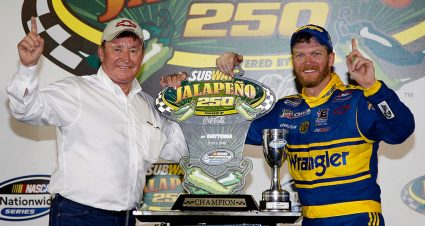 Richard Childress Joins Earnhardt's 'The Dale Jr Download' Podcast