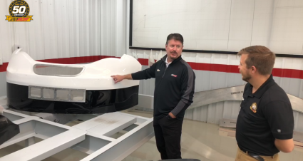 Museum Monday: Andy Petree Compares RCR R&D Then and Now