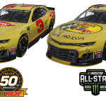 All Star Gold Cars
