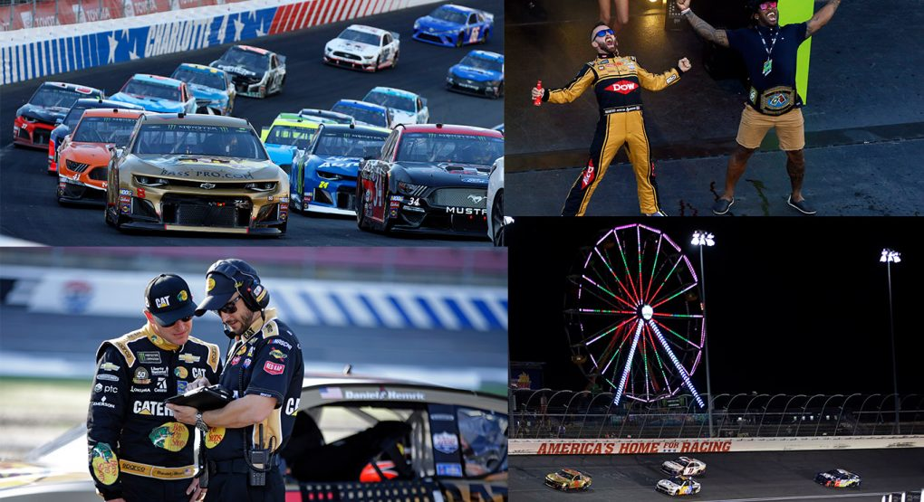 Weekend Recap: All-Star Action at Charlotte Motor Speedway