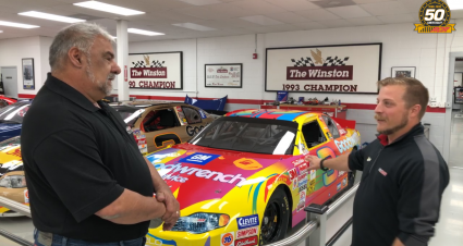 Museum Monday: All-Star Schemes and Peter Max's Colorful No. 3 Chevy