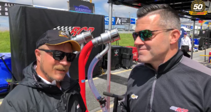 Museum Monday: Live from the Starting Grid at Dover
