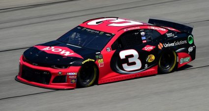 Austin Dillon Secures Provisional Pole Award at Chicagoland
