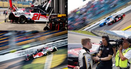 Weekend Recap: Xfinity Racing is Center Stage at Iowa Speedway