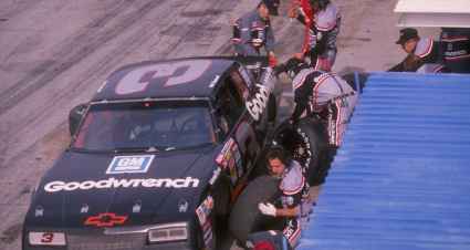 RCR 50 TBT: Earnhardt Scores RCR's First Points-Paying Win at Daytona
