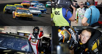 Weekend Recap: Stand-Alone Weekends for Cup and Xfinity Racing