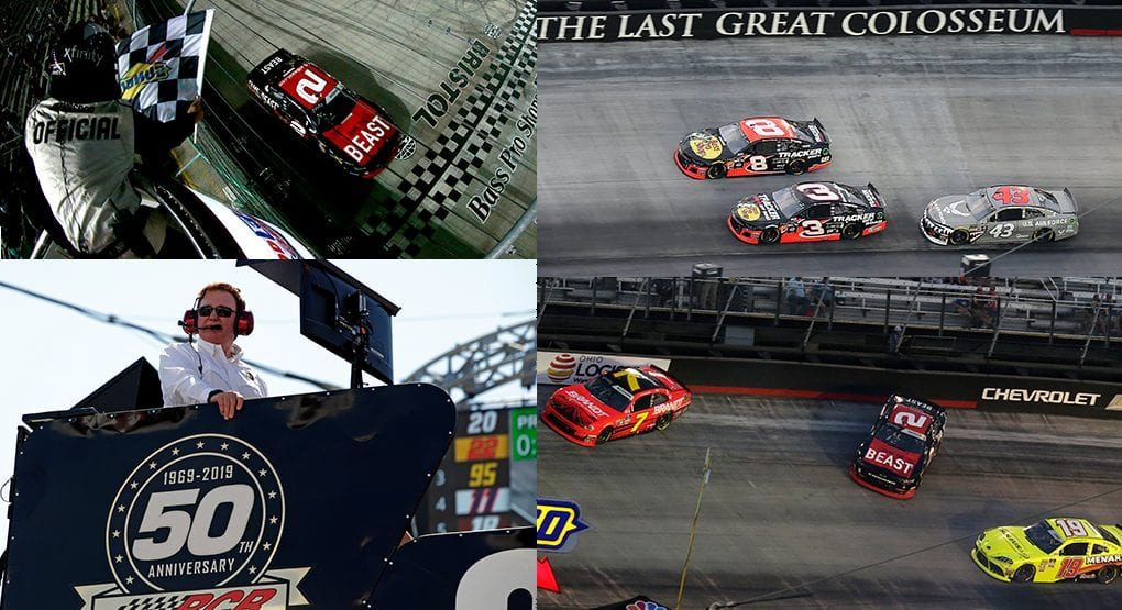 Weekend Recap: Wild and Winning Weekend at The Last Great Colosseum