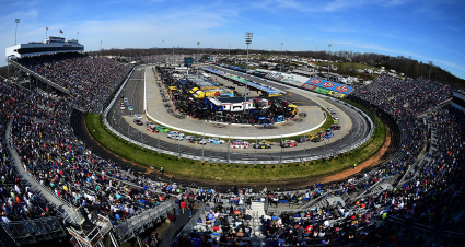 Martinsville Speedway, RCR, Childress Vineyards Team Up to Say Cheers to the Years