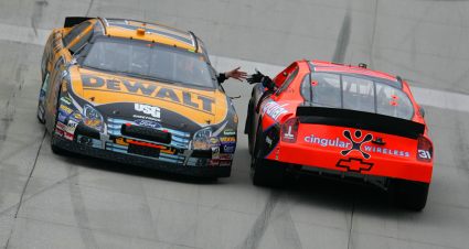 RCR 50 TBT: Jeff Burton Beats Former Teammates at Dover