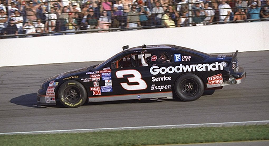 Dale 95 Indianapolis Win