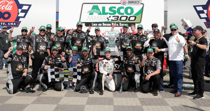 Tyler Reddick, No. 2 Team Clinch Xfinity Series Regular Season Title