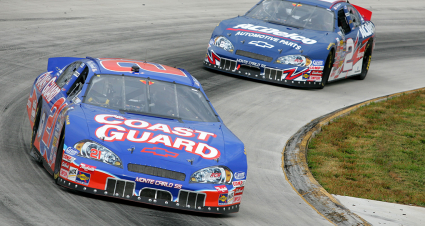 RCR 50 TBT: Harvick, Bowyer Finish 1-2 in 2006 Martinsville Xfinity Race