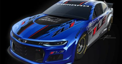 Chevrolet to campaign Camaro ZL1 1LE in NASCAR Cup Series in 2020