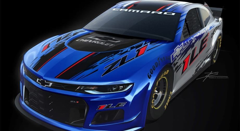 Chevrolet to campaign Camaro ZL1 1LE in NASCAR Cup Series ...
