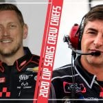RCR Confirms 2020 NASCAR Cup Series Crew Chief Lineup