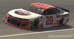No. 29 HotScream Chevrolet