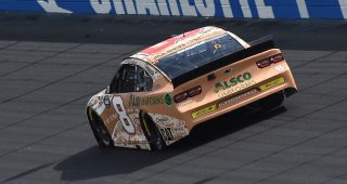 CONCORD, NORTH CAROLINA - MAY 24: Tyler Reddick, driver of the #8 Alsco Uniforms Chevrolet, drives during qualifying for the NASCAR Cup Series Coca-Cola 600 at Charlotte Motor Speedway on May 24, 2020 in Concord, North Carolina. (Photo by Jared C. Tilton/Getty Images) | Getty Images
