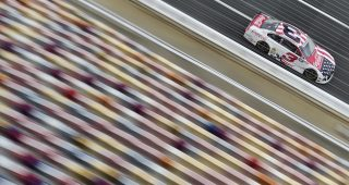 CONCORD, NORTH CAROLINA - MAY 24: Austin Dillon, driver of the #3 Coca-Cola Chevrolet, races during the NASCAR Cup Series Coca-Cola 600 at Charlotte Motor Speedway on May 24, 2020 in Concord, North Carolina. (Photo by Jared C. Tilton/Getty Images) | Getty Images
