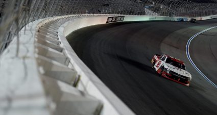 Myatt Snider Drives No. 21 TaxSlayer Chevy to 10th-Place Finish at Charlotte Motor Speedway