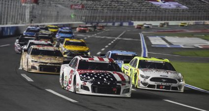 NASCAR Announces Starting Lineup, Pit Stall Selection Procedures through Talladega