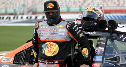 Austin Dillon Drives No. 3 Chevy to Eighth-Place Finish at Charlotte Motor Speedway
