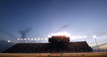NASCAR Cup Series to Race at Nashville Superspeedway in 2021