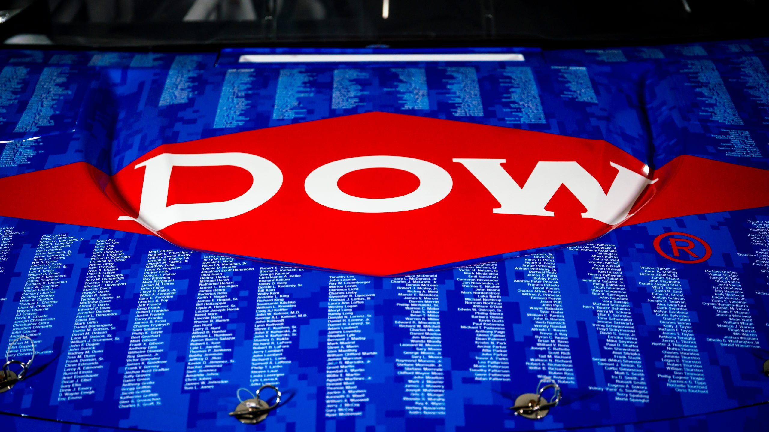 Significance of Dow Salutes Veterans Program