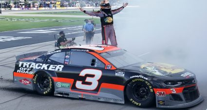 Austin Dillon Outruns Reddick to Secure Texas Victory, 1-2 Finish for RCR