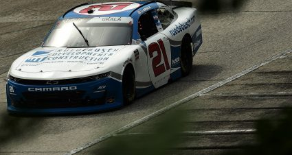 Kaz Grala Drives No. 21 Ruedebusch.com Chevy to Fourth-Place Finish at Road America