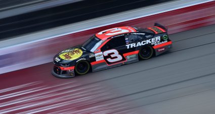 Austin Dillon Places Eighth at Michigan International Speedway