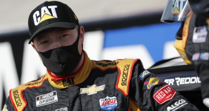 Tyler Reddick Finishes 13th at Dover International Speedway