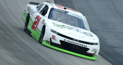 Anthony Alfredo Places 13th at Dover International Speedway