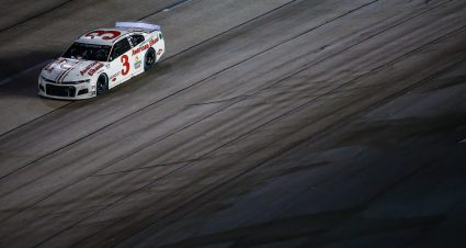 Runner-Up Finish, Inspiring Motto Give Austin Dillon a Boost in Darlington Playoff Opener