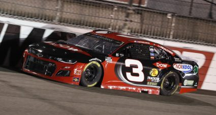 Austin Dillon Making Good on His Bracket-Busting Promise