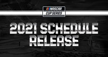 NASCAR's 2021 Cup Series Schedule Features Three New Tracks, More Road Courses