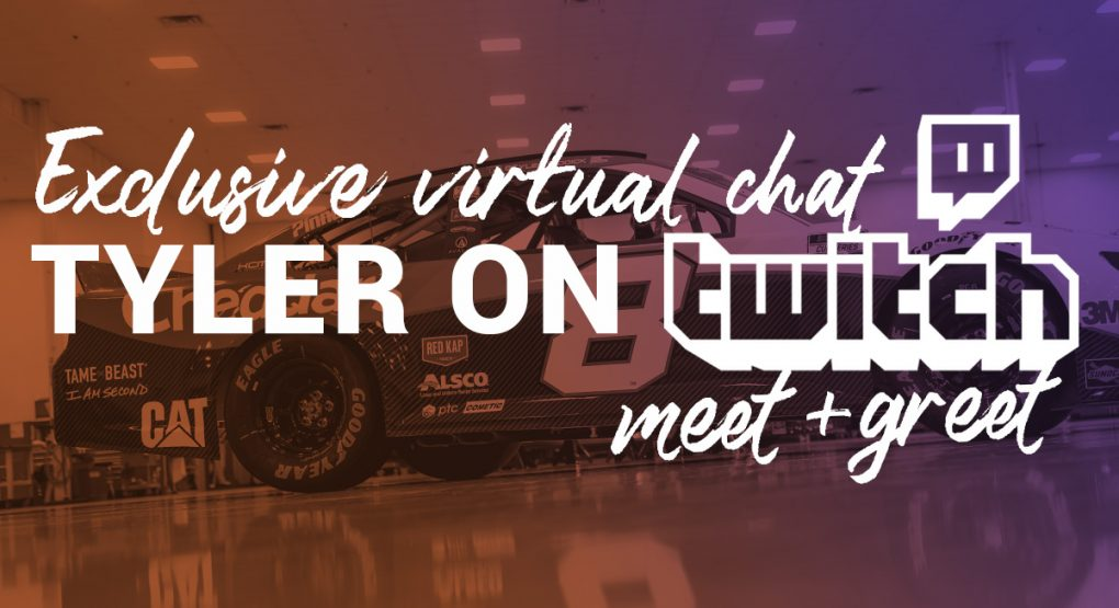 Tyler Reddick to Kickoff Charlotte Race Week with Twitch Livestream Presented by Cheddar's Scratch Kitchen