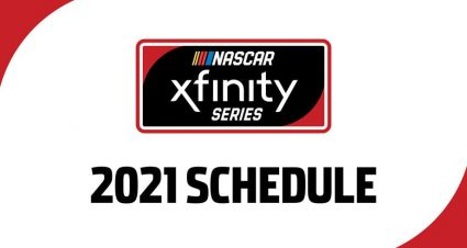 Road Courses, New Venues Highlight 2021 NASCAR Xfinity Series Schedule