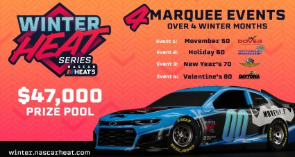 RCR eSports Drivers Ready to Compete in NASCAR Heat 5 Winter Heat Series